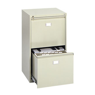 Safco 2 Drawer Vertical Storage For Up 14 Quot X18 Quot Files 5039