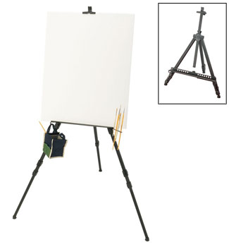 "Alvin Heritage Deluxe Aluminum Easel 69"" (HAE620)"
