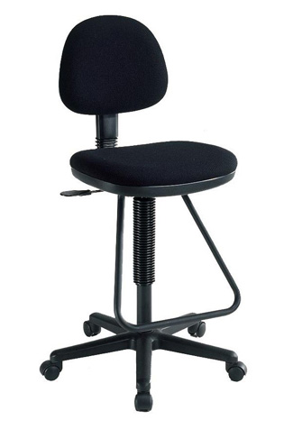 Alvin Viceroy Artist/Drafting Chair - Black (DC999-40)