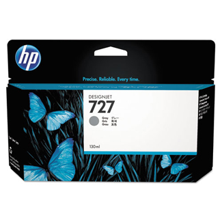 Dataprint drafting supplies drafting equipment paper and hp 727 gray 130ml ink cartridge b3p24a malvernweather Choice Image