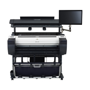 "Canon imagePROGRAF iPF785 MFP 36"" Large Format Printer with M40 Scanner and Stand (8966B005AE)"