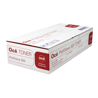 Oce Toner for PlotWave 500 Machines 2/Carton (9625B001)
