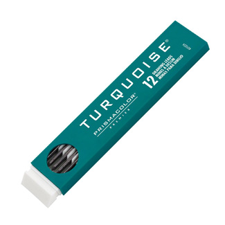 Prismacolor Turquoise 2375 2mm Leads H 12/Pack (3073)