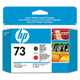 HP 73 Chromatic Red/Matte Black Printhead (CD949A)