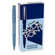Pilot Razor Point Ultra Fine Marker Pens Blue 12/Box (11004 SW10PP)