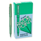 Pilot Razor Point Ultra Fine Marker Pens Green 12/Box (11010 SW10PP)
