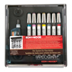 Koh-I-Noor Rapidograph Fine Artist 7 Pen Set with Ultradraw Ink (3165SP7A)