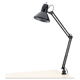"Alera Architect Swing Arm Lamp 28"" Black (LMP702B)"