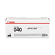 Canon 040 Black Toner Cartridge (0460C001)