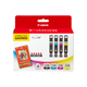 Canon CLI-226 4 Color Black/Cyan/Magenta/Yellow Ink Cartridge Pack (4546B007)