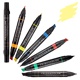 Prismacolor Premier Chisel/Fine Tip Art Marker Canary Yellow Light PM 20 (1850791)