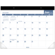 "AT-A-GLANCE  Easy-to-Read Monthly Desk Pad 22""x17"" 2019 (SKLP243219)"
