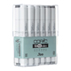 Copic Classic Original 12 Marker Set Neut Gray (CNG12)