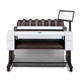 "HP DesignJet T2600 36"" PostScript Multifunction Printer with Scanner (3XB78AB1K)"