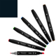 ShinHan Art TOUCH TWIN Marker 120 Black (1110120)