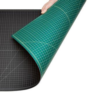 Alvin Professional Cutting Mat 36 Quot X48 Quot Black Green Gbm3648