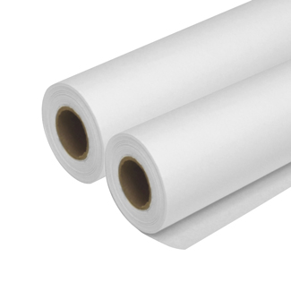 Pro Art 36-Inch by 20-Yards Sketch Paper Roll White Color