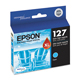 Epson 127 DURABrite Ultra Extra High-Yield Ink Cartridge Cyan (T127220)