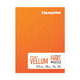 "Clearprint 1000H 16lb Design Vellum Field Sketch Book 6""x8"" 50 Sheets (CVB68P2)"