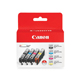Canon CLI-221 4 Color Black/Cyan/Magenta/Yellow Ink Cartridge Pack (2946B004)