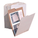 "AOS The Vfolder 13""x1/4""x19"" Vertical File Folder 10/ctn (VFolder19)"