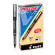 Pilot Precise V7 Rolling Ball Pen 0.7mm Black 12/Box (35346)