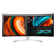 "LG UltraWide 34"" QHD 3440x1440 Resolution 21:9 Aspect Ratio Nano IPS Curved Monitor (34BK95C-W)"