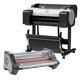 Poster Printer Bundle Canon imagePROGRAF TM-200 Printer and GBC Ultima 65 Laminator