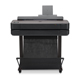 "HP DesignJet T650 24"" Printer with Stand (5HB08AB1K)"