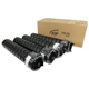 KIP Black Toner Cartridges for 7970 Print Systems 4/Carton (Z370970050)