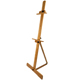 Pacific Arc San Jacinto Artist Solid Bamboo Single Mast Studio Easel (ES-SJ66)