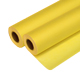 "Seth Cole 55C 7lb 11""x50yds Bright Canary Sketch Paper Roll 1"" Core (9GL01833)"