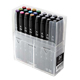ShinHan Art TOUCH TWIN 24 Marker Set (1102400)