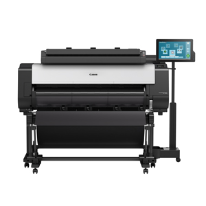 "Canon imagePROGRAF TX-4000 MFP 44"" Large Format Printer with T36 Scanner and Stand (2444C006AA)"