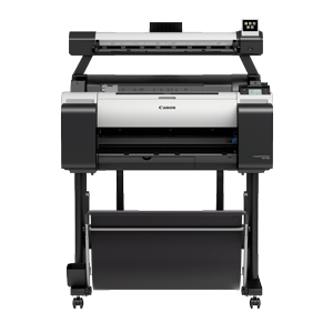 "Canon imagePROGRAF TM-200 MFP 24"" Large Format Printer with L24ei Scanner and Stand (3062C008AA)"