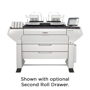 "Canon ColorWave 3600 42"" Multifunction 2 Roll Printer (4638C003/8782B015)"