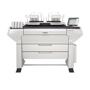 "Canon ColorWave 3600 42"" Multifunction 4 Roll Printer (3765V730/8782B015)"