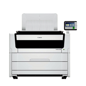 "Canon PlotWave 5000 36"" Multifunction 2 Roll Monochrome Printer (4268C001 4269C001 8782B015)"