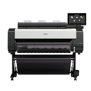 "Canon imagePROGRAF TX-4100 MFP 44"" Large Format Printer with Z36 Scanner and Catch Basket (5516C004AA)"
