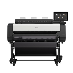 "Canon imagePROGRAF TX-4100 MFP 44"" Large Format Printer with Z36 Scanner and Stacker (5516C003AA)"